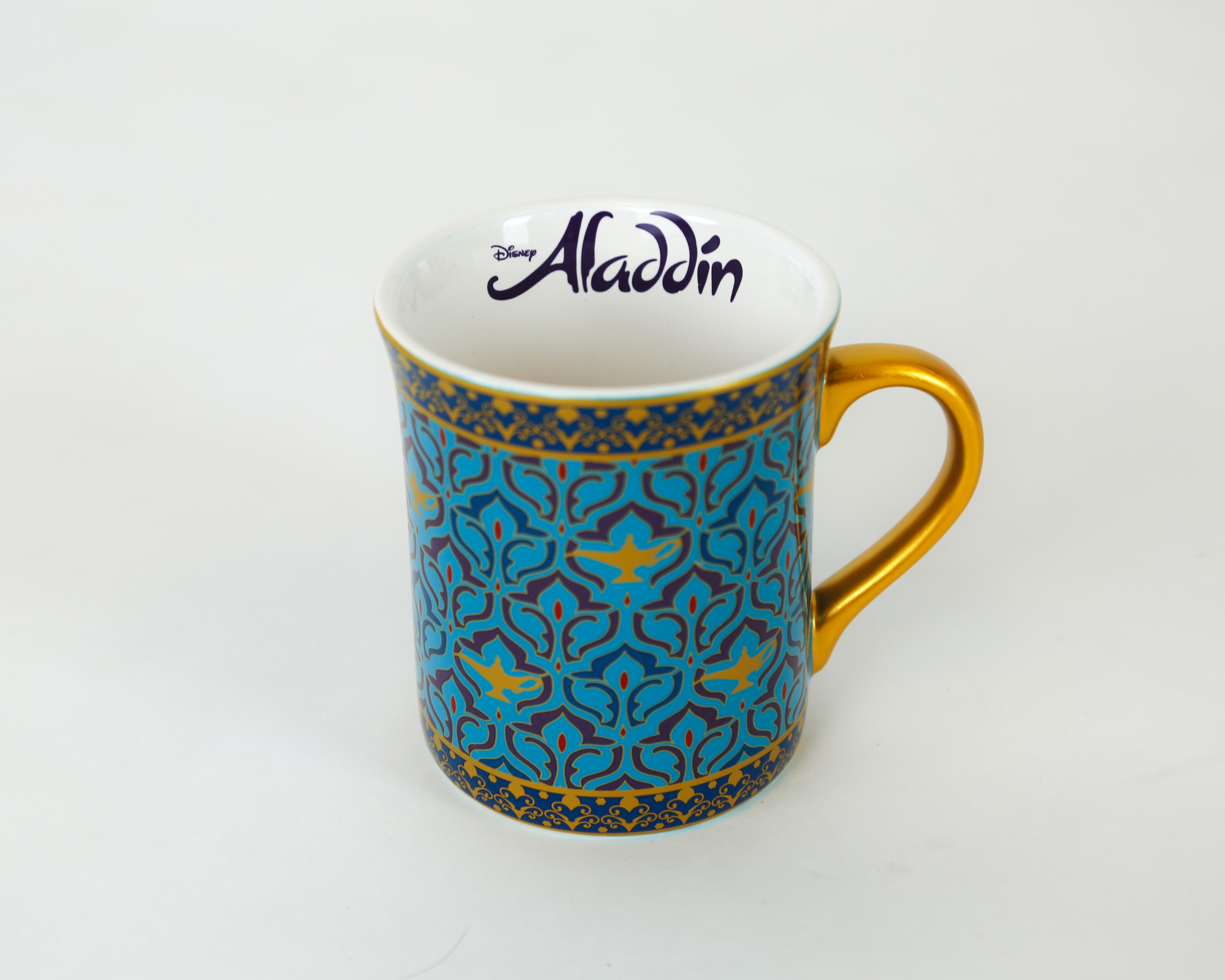 Aladdin Tea Mug Aladdin The Musical Playbillstore Com