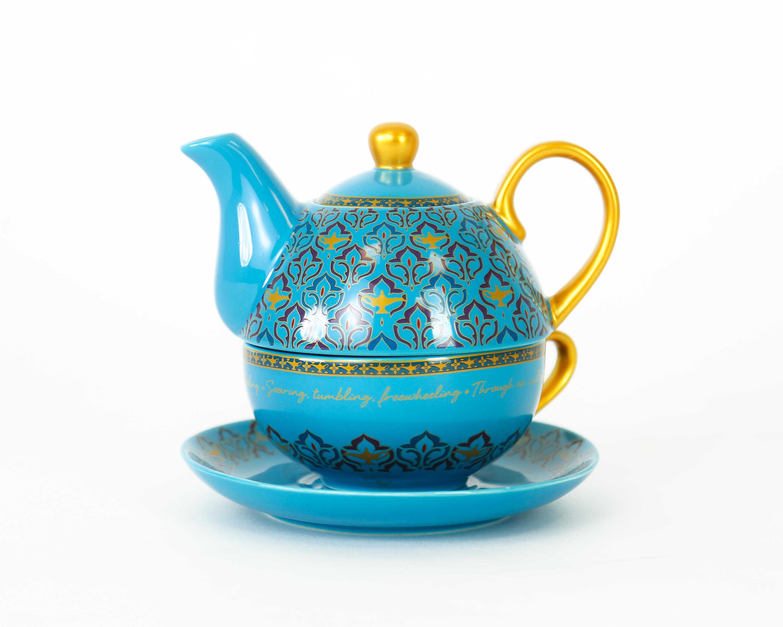 Aladdin Tea Set Aladdin The Musical Playbillstore Com