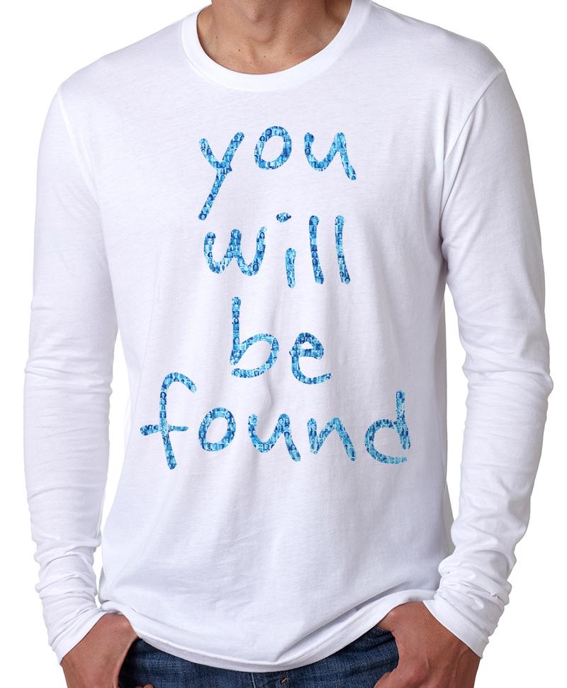 Dear Evan Hansen The Musical Long Sleeve T Shirt Dear