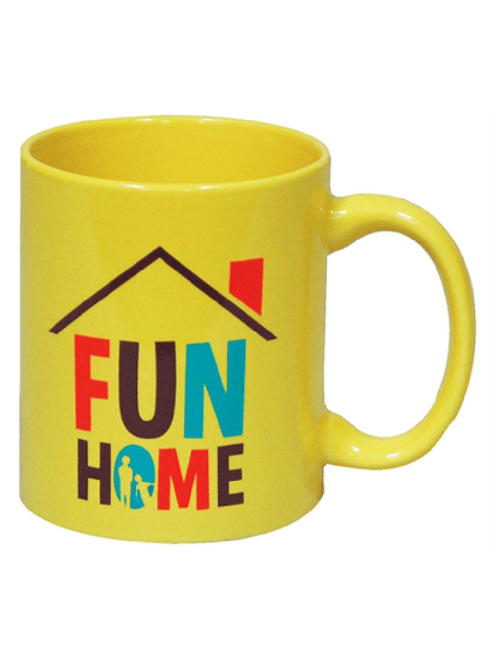 Fun Home the Broadway Musical - Logo Coffee Mug