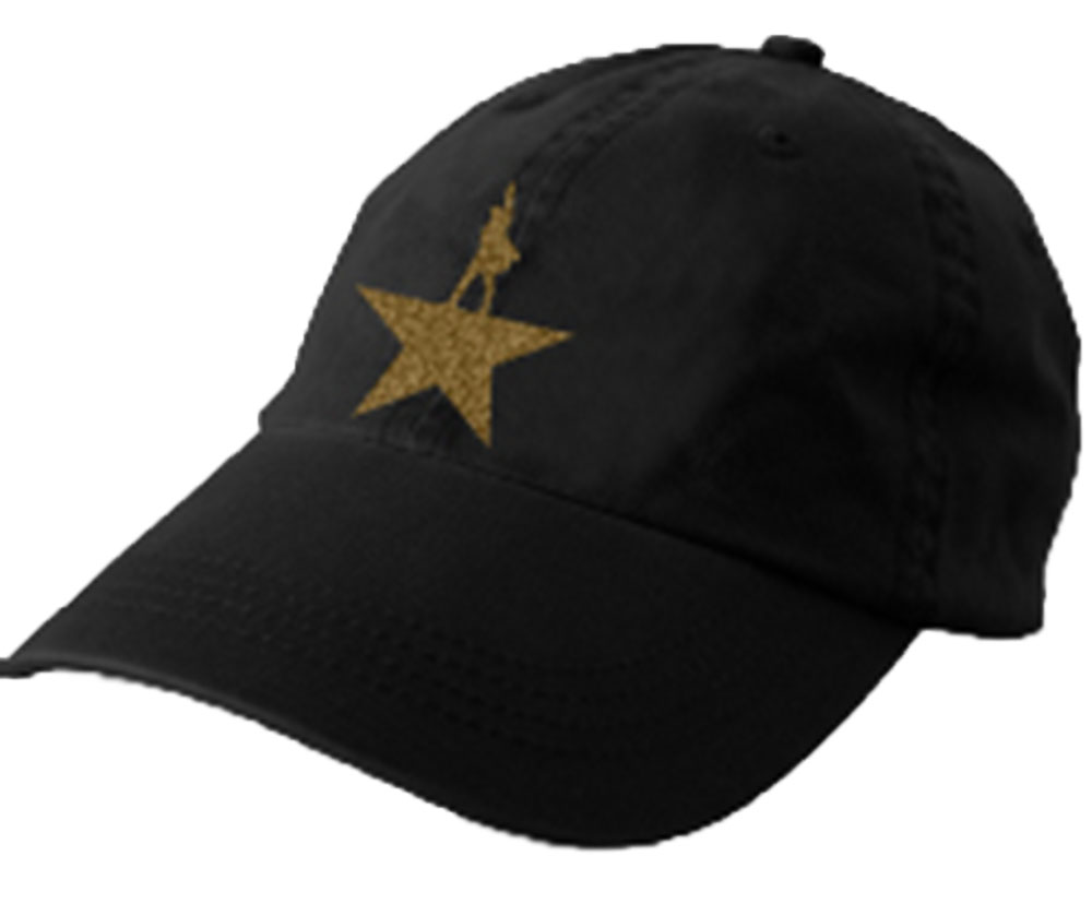 Hamilton The Broadway Musical Baseball Cap Hamilton