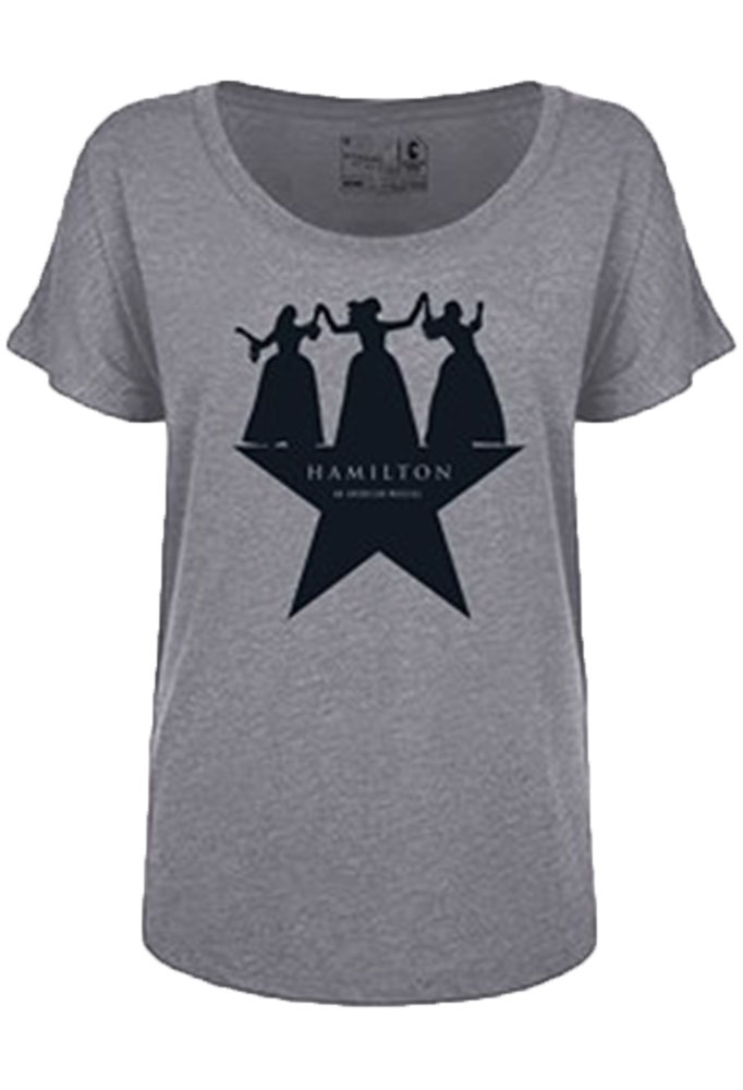 Hamilton The Broadway Musical Official Dancing Ladies