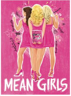 Mean girls musical book summary