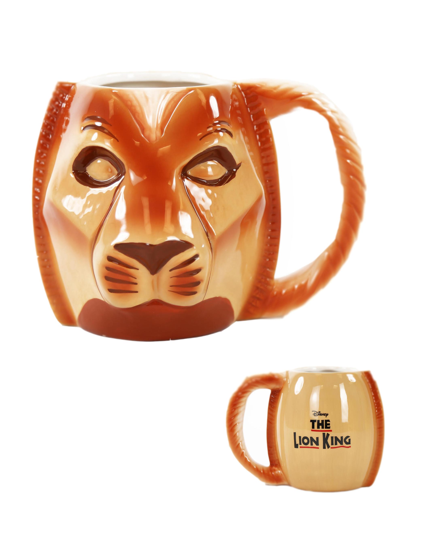 The Lion King The Broadway Musical Simba Mug The Lion
