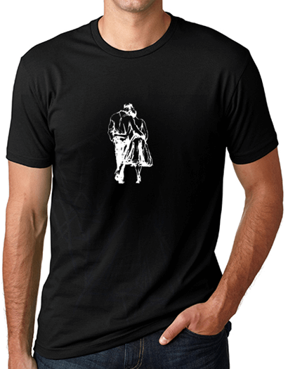 9e4b2e4ff6 An American in Paris the Broadway Musical - Couple T-Shirt - An American In  Paris | PlaybillStore.com