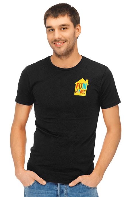 Fun Home The Broadway Musical Logo T Shirt Fun Home