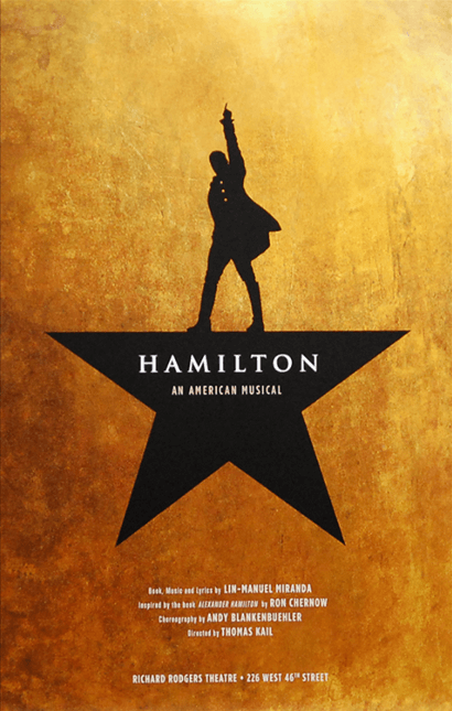 hamilton an american musical broadway west end must see musicals