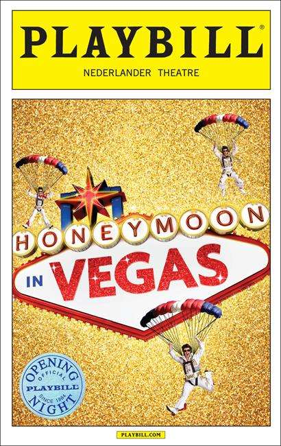 Honeymoon In Vegas Limited Editon Official Opening Night