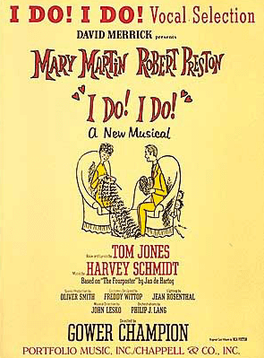 I Do I Do Piano Vocal Selections Songbook Broadway