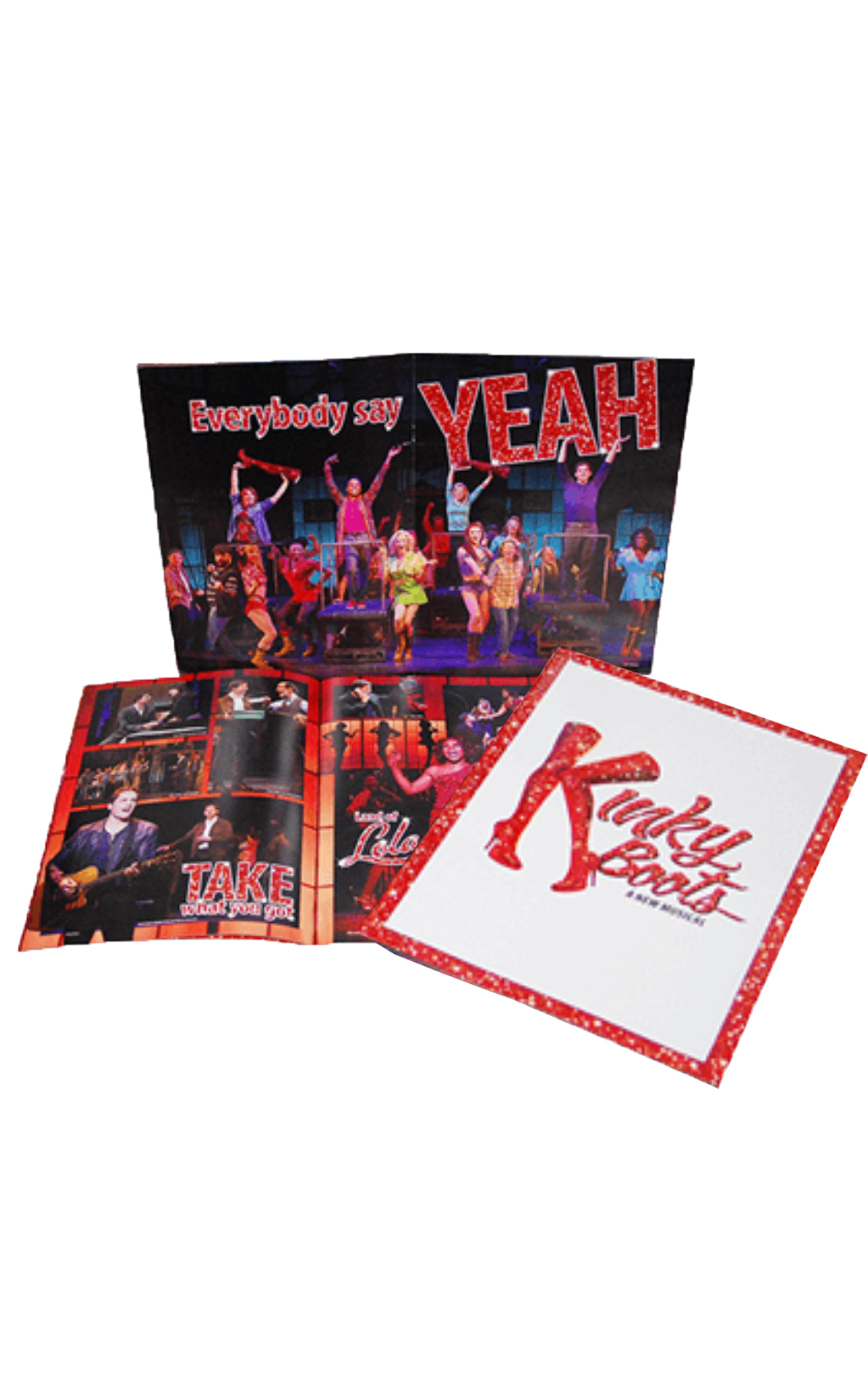 Kinky Boots The Broadway Musical Souvenir Program