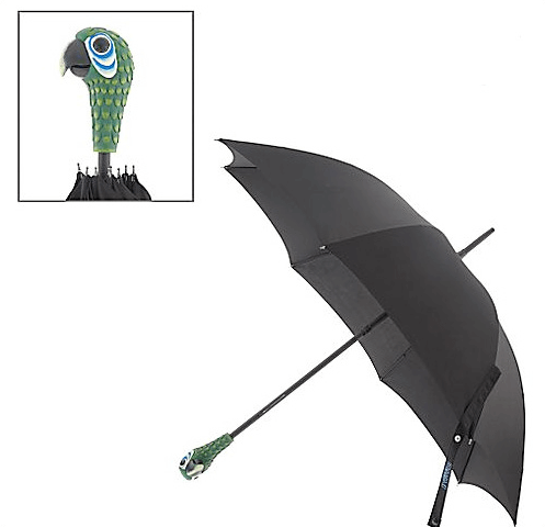 Mary Poppins The Broadway Musical Parrot Head Umbrella For Adults Mary Poppins Playbillstore Com