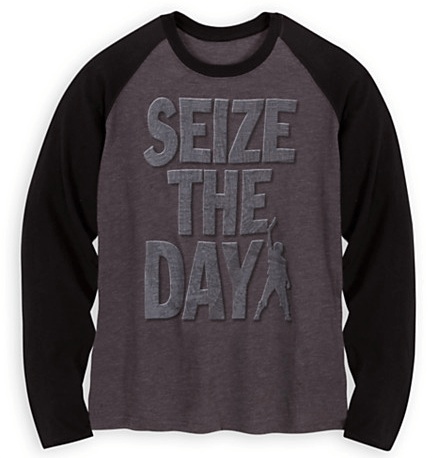 Newsies The Musical Seize The Day Long Sleeve T Shirt