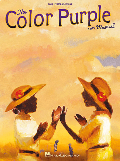 The Color Purple Piano Vocal Selections Songbook The Color Purple