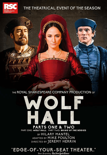 Wolf Hall Broadway Poster - Wolf Hall | PlaybillStore.com