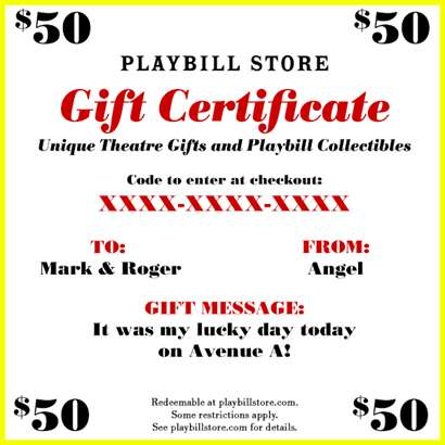 Product Reviews for $50 Email Gift Certificate