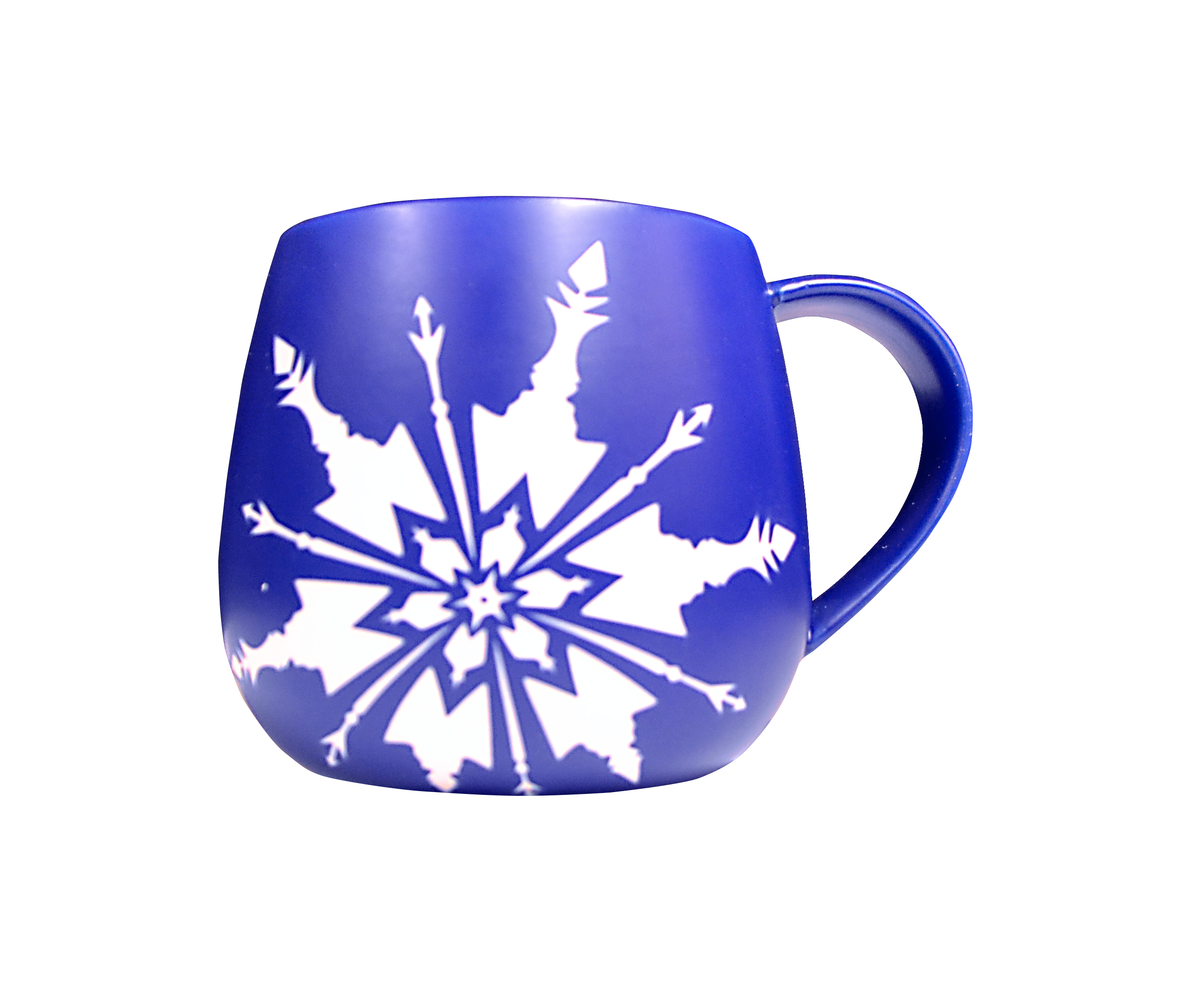 Frozen The Broadway Musical Dark Blue Logo Mug Frozen Playbillstore Com