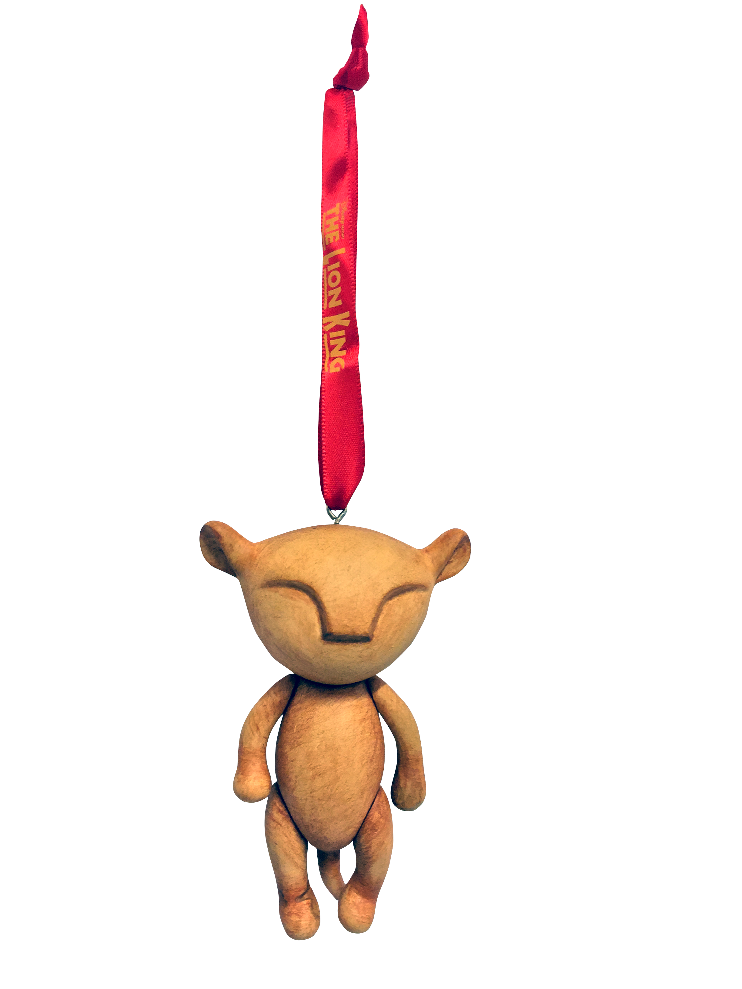 Lion King The Broadway Musical Baby Simba Ornament The