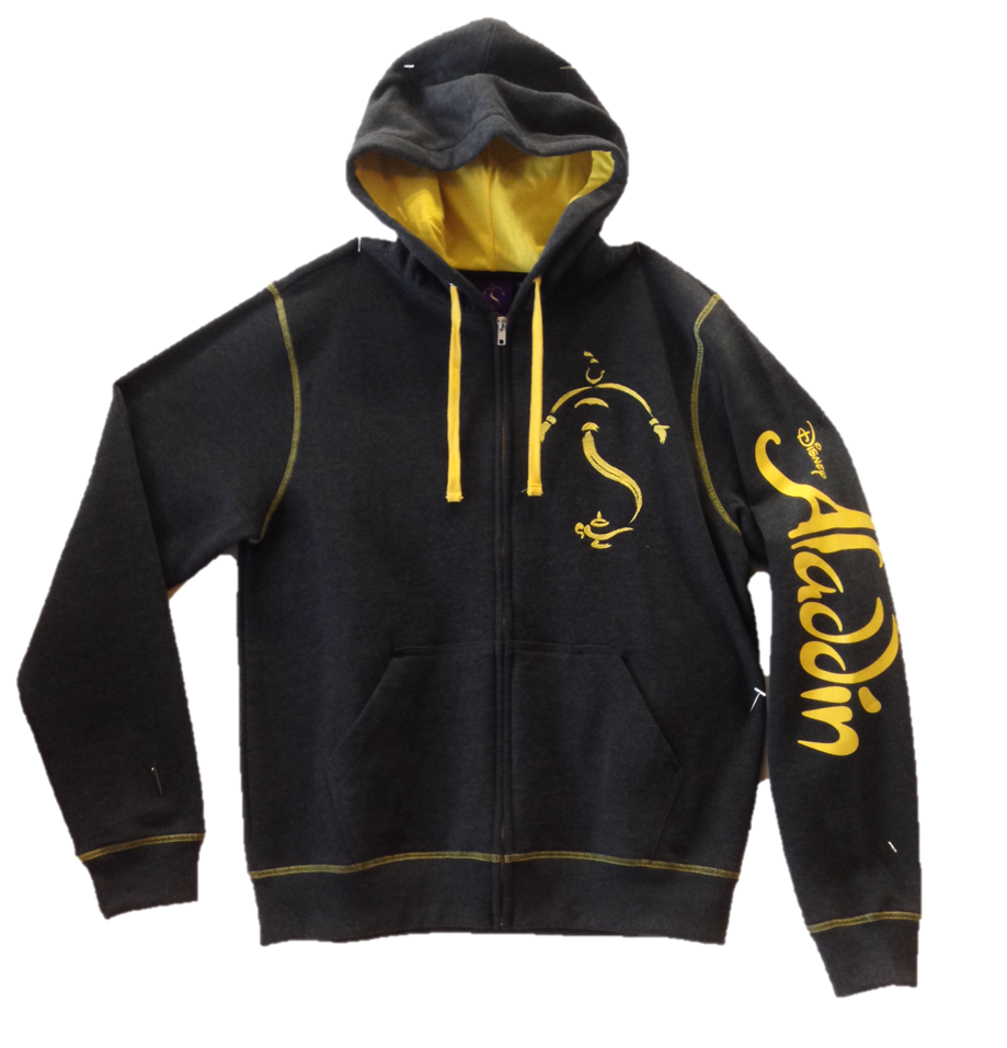 Aladdin The Broadway Musical Logo Hoodie Aladdin The Musical Playbillstore Com