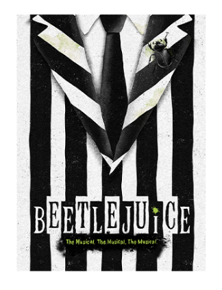 Beetlejuice The Broadway Musical Magnet Beetlejuice