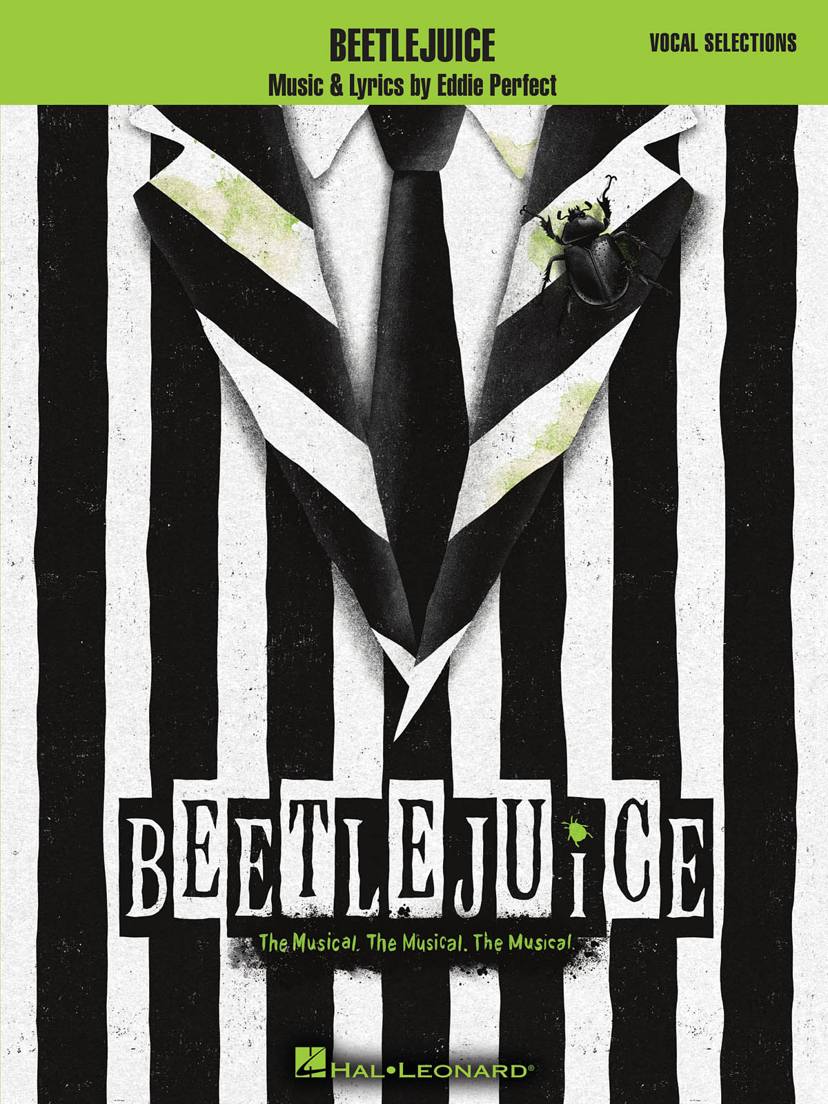 Beetlejuice The Broadway Musical Vocal Selections