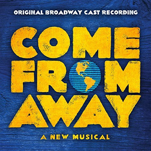 Come From Away Broadway Musical Cd Broadway Cds Dvds