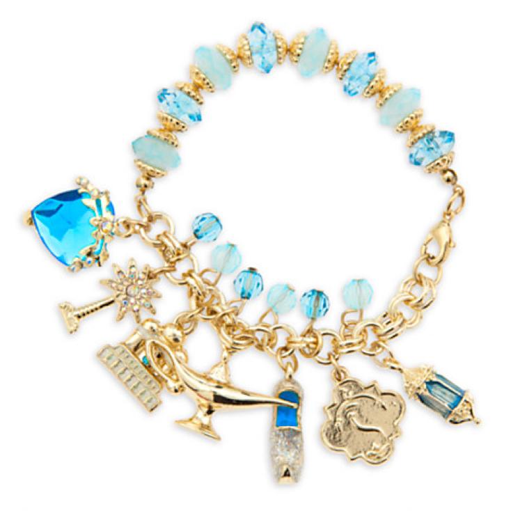 Aladdin The Broadway Musical Aladdin Charm Bracelet