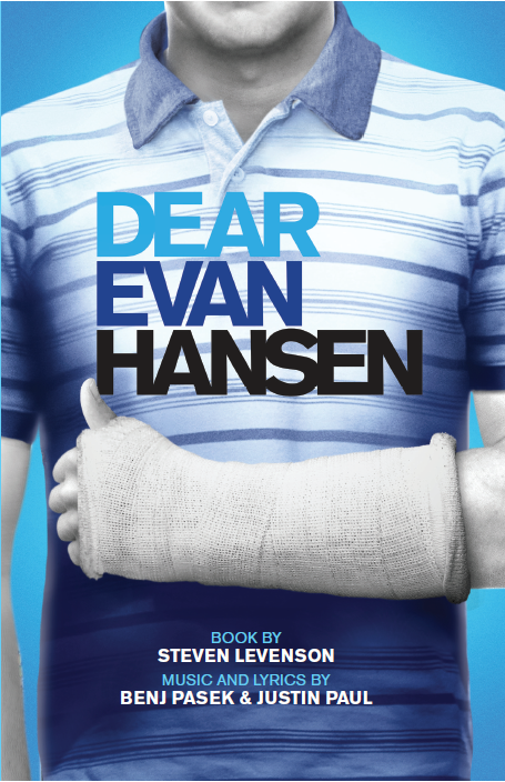 Dear Evan Hansen The Musical Script Dear Evan Hansen