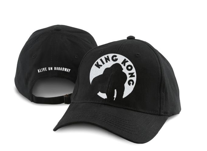 5bb18c2a8 King Kong the Broadway Musical Baseball Cap