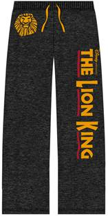 The Lion King The Broadway Musical Sweatpant The Lion