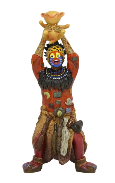 The Lion King The Broadway Musical Rafiki Ornament The