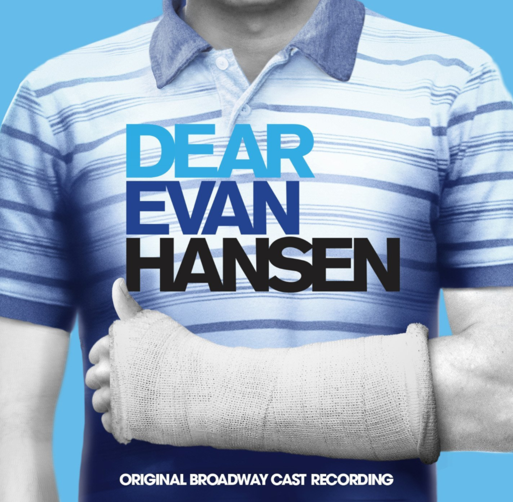 Dear Evan Hansen The Musical Cd Dear Evan Hansen