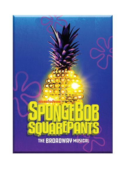Spongebob Squarepants The Musical Magnet Spongebob