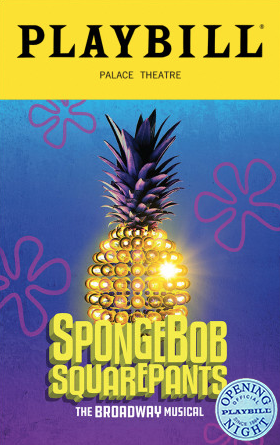 Spongebob Squarepants The Broadway Musical Limited