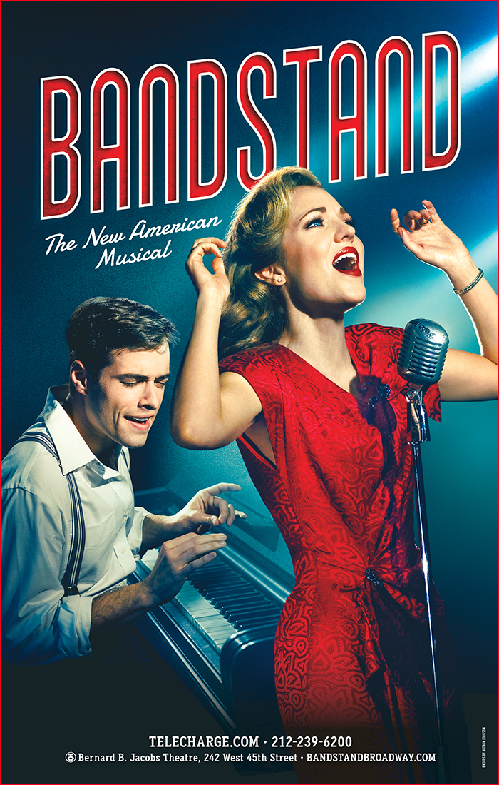 Bandstand The New American Broadway Musical Poster