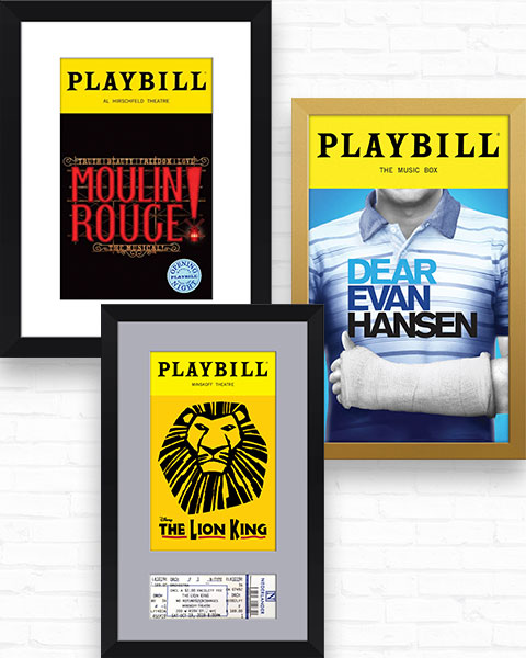 Broadway Merchandise Broadway Posters And Frames
