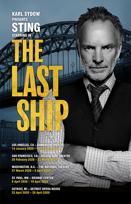 The Last Ship US Tour