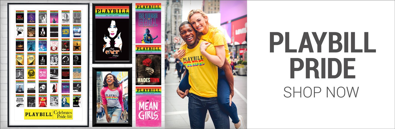Playbill Pride - Playbill Pride Playbills and merchandise celebrating Pride Month at PlaybillStore.com