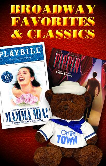 Broadway - Favorites and Classics!