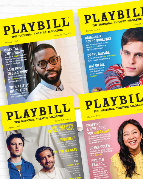 Playbill Subscriptions