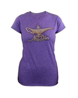 Aladdin the Broadway Musical - Rhinestud T-Shirt
