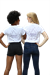 BROADWAY BESTIES  T-shirt (Set of 2 Tees) - FFBBESTIESSET-S1S-S2S