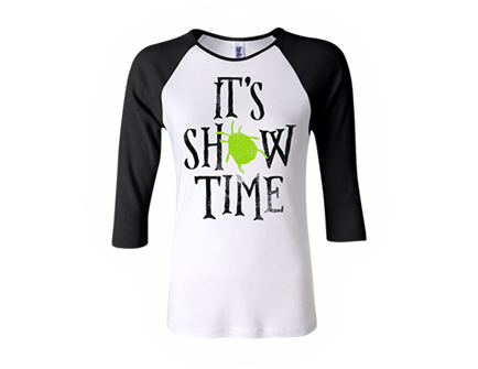 Beetlejuice the Broadway Musical Show TIme Raglan