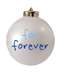 Dear Evan Hansen the Musical - For Forever Ornament - DEHWHITEORN