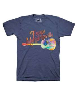 Escape to Margaritaville Logo T-Shirt