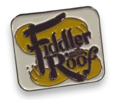 Fiddler On The Roof - Lapel Pin
