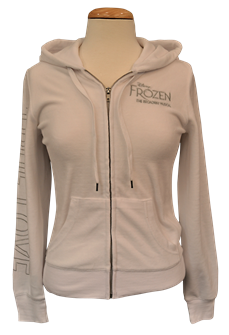 Frozen the Broadway Musical Ice Hoodie
