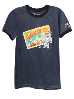 Frozen the Broadway Musical - In Summer T-Shirt