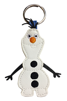 Frozen the Broadway Musical - Olaf Keychain