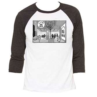 Fun Home Raglan T-Shirt