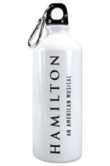 Hamilton The Broadway Musical - Water Bottle